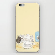 Sheeps loves papers iPhone & iPod Skin