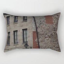 Old Montreal classic detail Rectangular Pillow