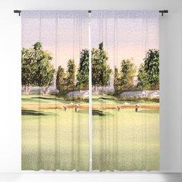 Oakmont Golf Course Blackout Curtain