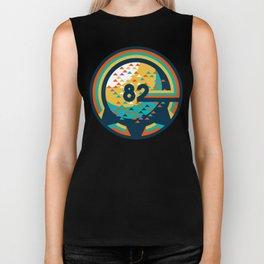 Spaceship 82 Biker Tank