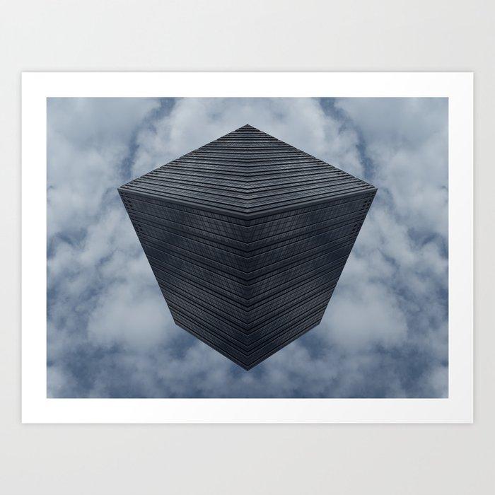 Architecture 01 Art Print