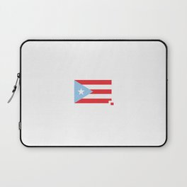 Hurricane Relief Efforts for Puerto Rico Laptop Sleeve