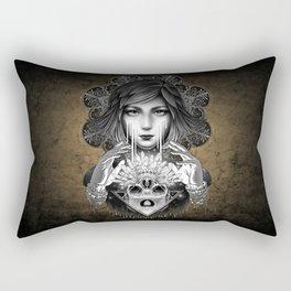 Winya No. 76 Rectangular Pillow