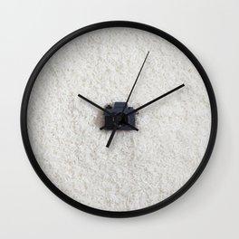 Rice & Tiny Tiny Camera Wall Clock