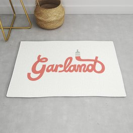 Garland Logo Rug