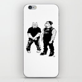 Be Your Dog iPhone Skin
