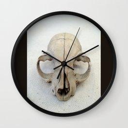 Skully's Stare Wall Clock
