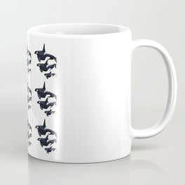 Orca design Coffee Mug