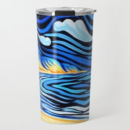 Frazer Island by Michael Baker Travel Mug