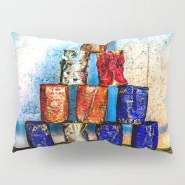 Soup Cans - Square Meal Pillow Sham