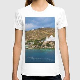 Ios,Kyklades,Greece. T-shirt