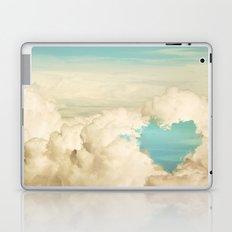 cloud heart Laptop & iPad Skin