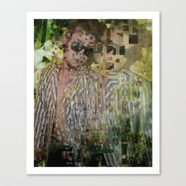 Materialized Canvas Print