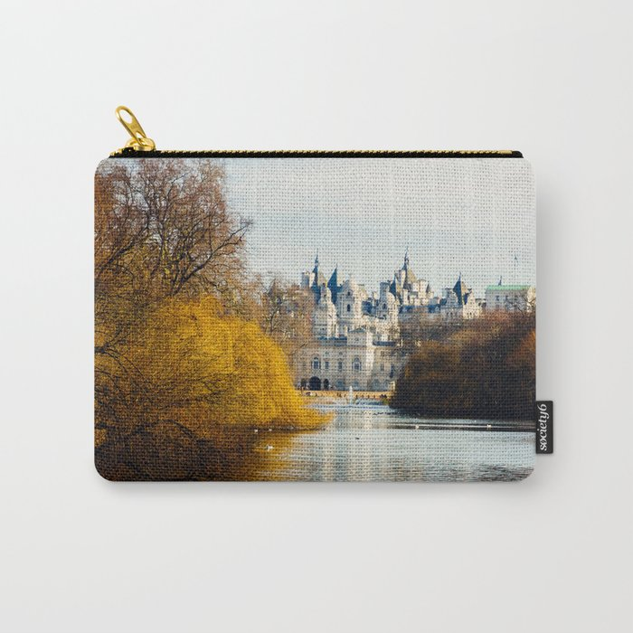 Horse Guards Parade London Carry-All Pouch
