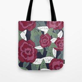 Floral-001 Tote Bag