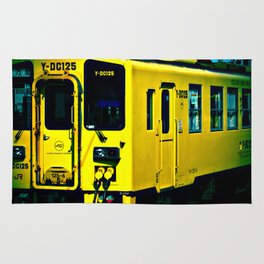 J Train Rug