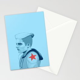 MCU - Punk Soldier Stationery Cards