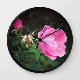Natural Romance Wall Clock