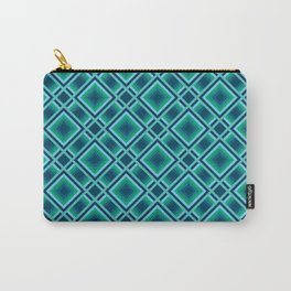 Striped 1 Carry-All Pouch