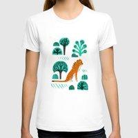jaguar T-shirts featuring  Jaguar by HuiSkipp