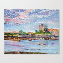 Loch Linnhe Canvas Print