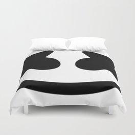 Marshmello design 2 Duvet Cover