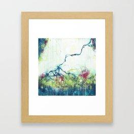 Fertile Foundation Framed Art Print