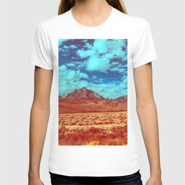 California Postcards Devil's Postpile T-shirt
