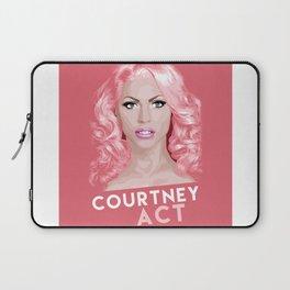 Courtney Act, RuPaul's Drag Race Queen Laptop Sleeve