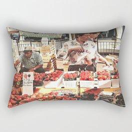 Fruit Day Rectangular Pillow