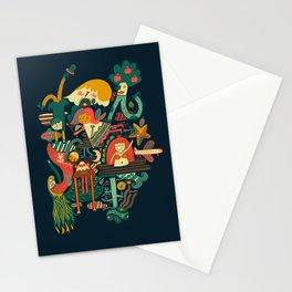 Crazy dream Stationery Cards