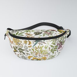 New Zealand Biology Fanny Pack