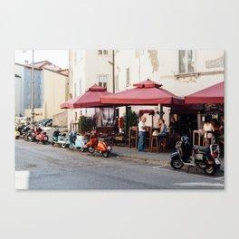 Trieste, Italy Canvas Print