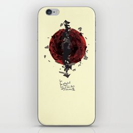 You, Contract and Expand. iPhone Skin