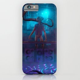 The Grey Club iPhone Case
