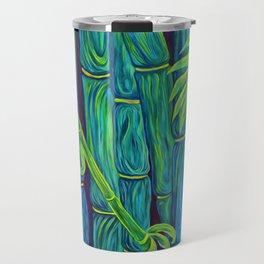 ʻOhe Polū - Blue Bamboo Travel Mug