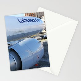 Beauitful McDonnell Douglas MD11 Freighter Stationery Cards