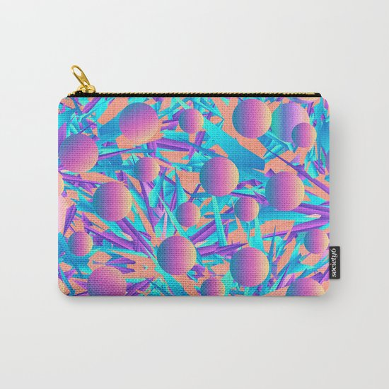 Blind Face Carry-All Pouch