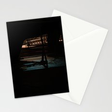 Night bow Stationery Cards