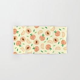 peach Hand & Bath Towel