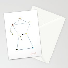 Cafe Orion Stationery Cards