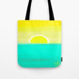 Birthday Yellow Tote Bag