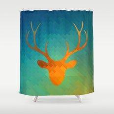 DH2 Shower Curtain