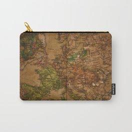 Map of Europe 1740 Carry-All Pouch