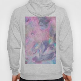 Soft Color Mermaid Style Hoody
