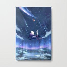 Kimi No Na Wa Metal Print