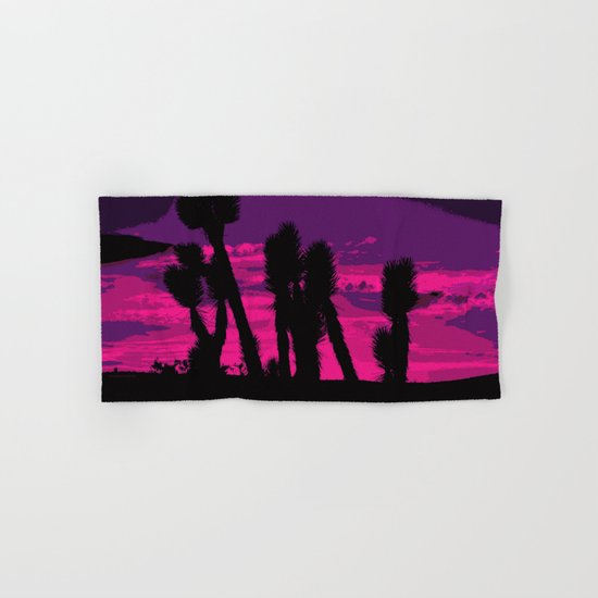 Joshua Sunset Hand & Bath Towel