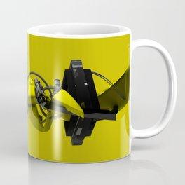 3d graffiti - ' Hybrid Coffee Mug