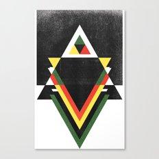 RDGLDGRN Canvas Print