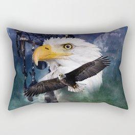 Eagle Spirit Rectangular Pillow